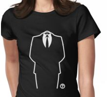 Anon Suit Womens Fitted T-Shirt