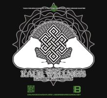 KAUR WELLNESS KAURWELLNESS.ORG OFFICIAL MERCH 33-3 QR by David Avatara