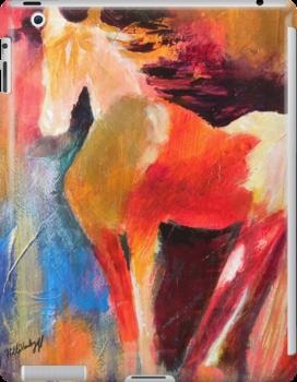 Horse by Hilda  Vandergriff