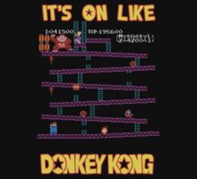It's On Like DONKEY KONG by Andaimaru