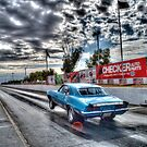 HDR - Drag Launch by Doug Greenwald