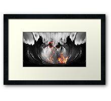 Purgatory Framed Print