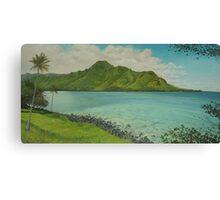 Kahana Canvas Print