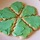XMAS TREE COOKIES by gracestout2007