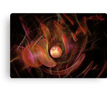 Fractal - Life Origins Canvas Print