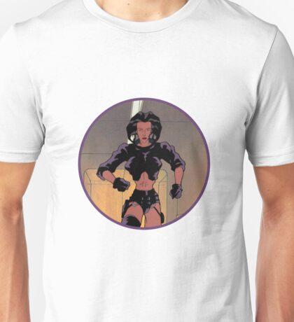 Aeon Flux (Production Cel) Unisex T-Shirt