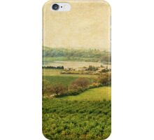 Heavenly Valley-Italy iPhone Case/Skin