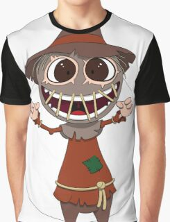 Scarecrow surprises everyone Graphic T-Shirt