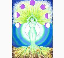 Moon Cycle Tree Goddess Classic T-Shirt