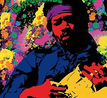 jimi Hendrix Summer Of Love by receh