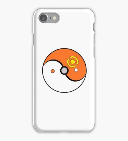 Sport Ball Yin and Yang iPhone Case/Skin
