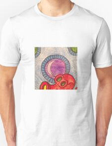 Looking Out of the Back Window Unisex T-Shirt