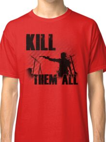 The Walking Dead - Rick Classic T-Shirt