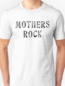"""Mother's Day """"Mothers Rock"""" T-Shirt"""