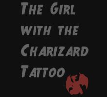 The Girl with the Charizard Tattoo by LastLaughInk