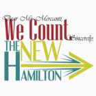 We Count - The New Hamilton by Lee Edward McIlmoyle