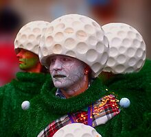 Locarno: Golfer by vivendulies