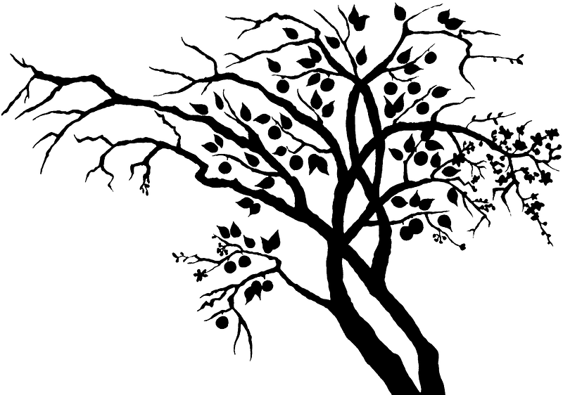 Tree of seasons by Donshots