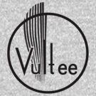 Vultee Aircraft Logo (Black) by warbirdwear