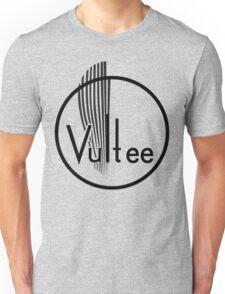 Vultee Aircraft Logo (Black) Unisex T-Shirt