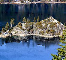 Fannette Island by Barbara  Brown