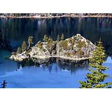 Fannette Island Photographic Print