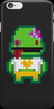 Pixel Art Undead 2 by jaredfin