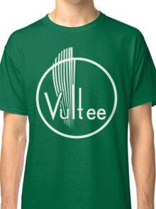 Vultee Aircraft Logo (White)  Classic T-Shirt