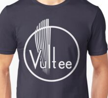 Vultee Aircraft Logo (White)  Unisex T-Shirt