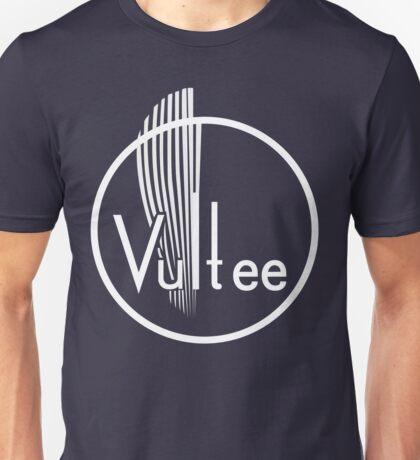 Vultee Aircraft Logo (White)  Unisex T-Shirt