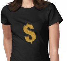 For What It's Worth Womens Fitted T-Shirt