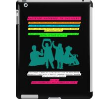 Easy A [ Prints / Ipod / Ipad / Shirts ] iPad Case/Skin