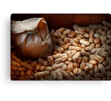Food - Peanuts  Canvas Print