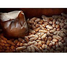 Food - Peanuts  Photographic Print