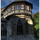 Maulbronner Klosterkirche - Brunnenhaus by Jörg Holtermann