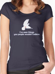 I've Seen Things... Women's Fitted Scoop T-Shirt