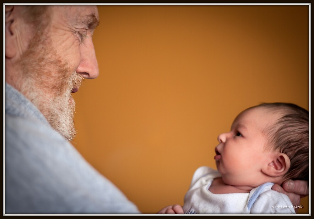 Grandpa - Meet Your Granddaughter by Mikell Herrick
