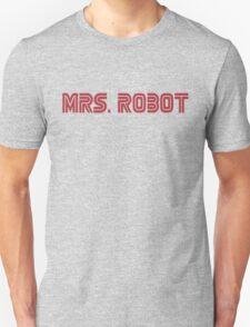 MRS. ROBOT Unisex T-Shirt