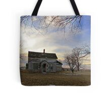 Old Prairie Homestead Tote Bag