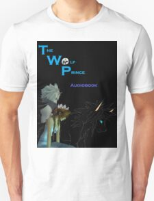 The Wolf Prince Audiobook Black T-Shirt