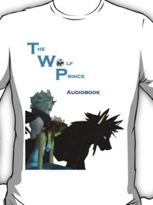 The Wolf Prince Audiobook White T-Shirt