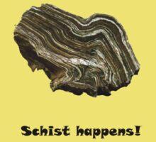 Schist Happens! by biskuit