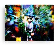 Locarno: Troll VRS2 Canvas Print