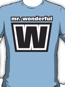 "Father's Day ""Mr. Wonderful"" T-Shirt"