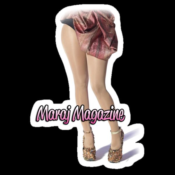 "Maraj Magazine ""Barbie"" T-Shirt by MarajMagazine"