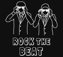 Jacksgap & Sam Pepper -- Rock the Beat!  by syrensymphony