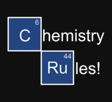 Chemistry Rules! by biskuit