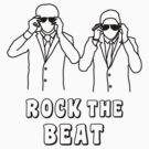 Jacksgap & Sam Pepper -- Rock the Beat! V2 by syrensymphony