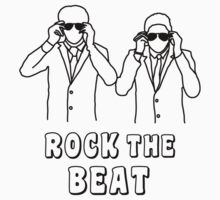 Jacksgap & Sam Pepper -- Rock the Beat! V2 by syrensymphony