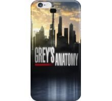 Grey's Anatomy - Iphone Case  iPhone Case/Skin